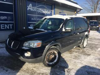 Used 2006 Pontiac Montana for sale in Boisbriand, QC