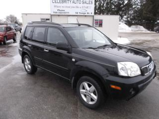 Used 2005 Nissan X-Trail LE for sale in Elmvale, ON