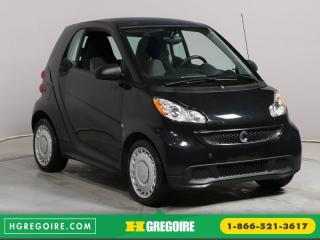 Used 2013 Smart fortwo PURE A/C GR for sale in Saint-leonard, QC