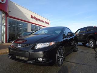 Used 2013 Honda Civic EX-L for sale in Bridgewater, NS