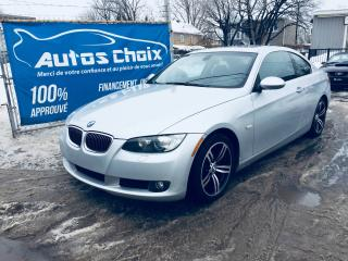 Used 2007 BMW 3 Series 328i Coupe for sale in Longueuil, QC