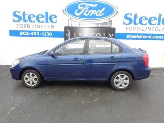 Used 2010 Hyundai Accent GL for sale in Halifax, NS