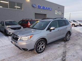 Used 2015 Subaru Forester i Limited for sale in Dieppe, NB
