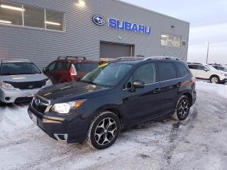 Used 2015 Subaru Forester XT Limited for sale in Dieppe, NB