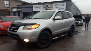Used 2008 Hyundai Santa Fe Limited 5-Pass for sale in Etobicoke, ON