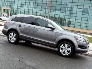 Used 2011 Audi Q7 3.0T|7 SEATS|NAVI|DUAL DVD|REARCAM|PANOROOF for sale in Scarborough, ON