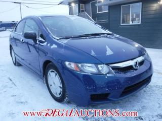 Used 2011 Honda CIVIC DX-G 4D SEDAN AT for sale in Calgary, AB