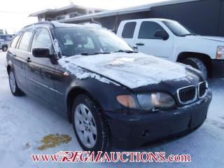 Used 2004 BMW 3 SERIES 325XI 4D WAGON for sale in Calgary, AB