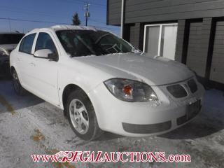 Used 2007 Pontiac G5 SE 4D SEDAN for sale in Calgary, AB