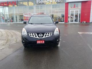 Used 2013 Nissan Rogue S SPECIAL EDITION AWD 1 OWNER for sale in Belleville, ON