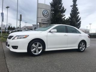 Used 2011 Toyota Camry 4-door Sedan SE for sale in Surrey, BC