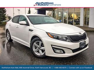 Used 2015 Kia Optima LX Sedan with Only 54,124 Accident-Free KMs! for sale in Surrey, BC