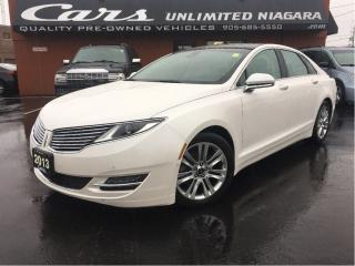Used 2013 Lincoln MKZ | NAVI ... for sale in St Catharines, ON