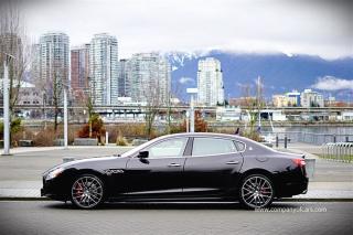 Used 2014 Maserati Quattroporte GTS for sale in Burnaby, BC