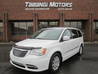 Used 2014 Chrysler Town & Country POWER DOORS & LIFT GATE | NAVIGATION | BACK UP CAM | for sale in Mississauga, ON