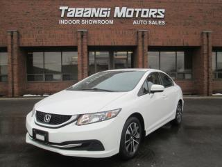 Used 2014 Honda Civic EX | SUNROOF | BLUETOOTH | HEATED SEATS | for sale in Mississauga, ON