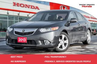 Used 2013 Acura TSX Premium for sale in Whitby, ON