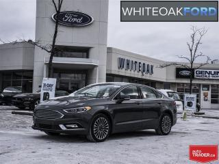 Used 2017 Ford Fusion SE, ford certified, awd, ext warr low rates for sale in Mississauga, ON