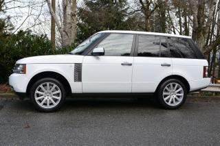 Used 2011 Land Rover Range Rover Supercharged 4WD for sale in Vancouver, BC