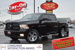 Used 2012 Dodge Ram 1500 Sport 4x4 5.7L HEMI LEATHER HTD/COOLED SEATS for sale in Ottawa, ON