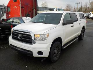 Used 2010 Toyota Tundra CrewMax 5.7L 4WD with Canopy for sale in Burnaby, BC