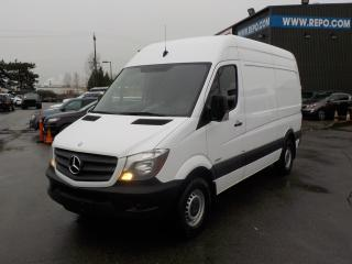 Used 2015 Mercedes-Benz Sprinter 2500 High Roof 144-in. WB Cargo Van Diesel for sale in Burnaby, BC