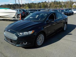 Used 2014 Ford Fusion Energi Titanium Hybrid for sale in Burnaby, BC