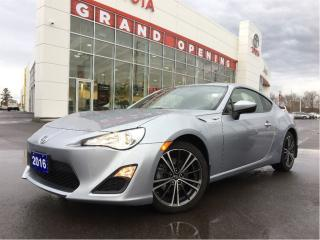 Used 2016 Scion FR-S - for sale in Pickering, ON