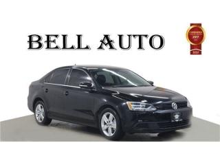 Used 2011 Volkswagen Jetta 2.5L TRENDLINE PLUS  HEATED SEATS BLUETOOTH for sale in North York, ON