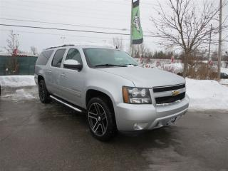 Used 2014 Chevrolet Suburban LT - 4x4, Sunroof, Heated Seats, Back Up Cam for sale in London, ON
