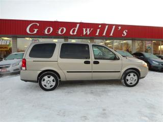 Used 2008 Chevrolet Uplander LS! EXTENDED! QUAD SEATS! for sale in Aylmer, ON