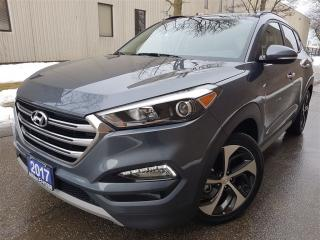 Used 2017 Hyundai Tucson SE 1.6-Panrama sunroof-Blind spot for sale in Mississauga, ON