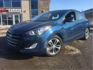 Used 2016 Hyundai Elantra GT GLS w/Tech NAVIGATION PANORAMA ROOF for sale in St Catharines, ON