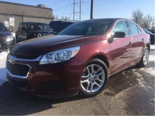 Used 2015 Chevrolet Malibu LT BIG RADIO BACKUP CAM ALLOYS for sale in St Catharines, ON