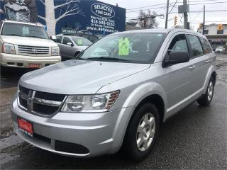 Used 2010 Dodge Journey SE for sale in Scarborough, ON