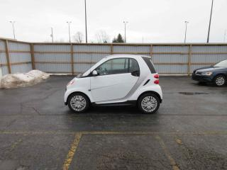 Used 2013 Smart FORTWO  RWD for sale in Cayuga, ON