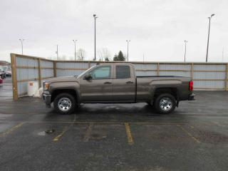 Used 2015 GMC SIERRA LS DOUBLE CAB 4X4 for sale in Cayuga, ON