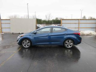 Used 2016 Hyundai Elantra GLS FWD for sale in Cayuga, ON
