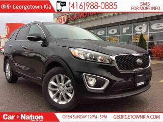 Used 2018 Kia Sorento LX V6 | $199 BI-WEEKLY | 1 LEFT | for sale in Georgetown, ON