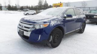 Used 2013 Ford Edge SEL 2.0L Eco 245Hp Leather, Moon, Navi for sale in Stratford, ON