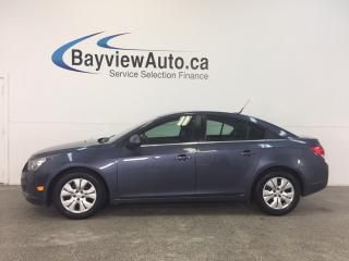 Used 2014 Chevrolet Cruze - TURBO|REM STRT|A/C|BLUETOOTH|ON STAR|CRUISE! for sale in Belleville, ON