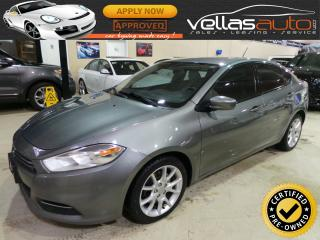 Used 2013 Dodge Dart SXT| AUTO| ALLOYS for sale in Woodbridge, ON