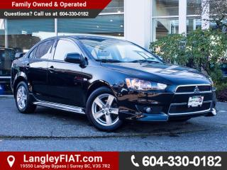 Used 2013 Mitsubishi Lancer SE NO ACCIDENTS! for sale in Surrey, BC