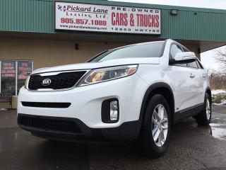Used 2015 Kia Sorento LX Premium for sale in Bolton, ON