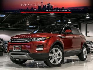 Used 2015 Land Rover Evoque NAVI|BLINDSPOT|360CAM|LDW|PANO|LOADED for sale in North York, ON