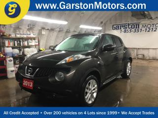 Used 2013 Nissan Juke SL*AWD*POWER SUNROOF*PHONE CONNECT*CLIMATE CONTROL*KEYLESS ENTRY w/REMOTE START*CRUISE CONTROL*FOG LIGHTS*TRACTION CONTROL*HEATED FRONT SEATS* for sale in Cambridge, ON