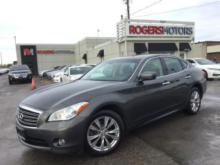 Used 2013 Infiniti M56 x AWD - NAVI - REVERSE CAM for sale in Oakville, ON