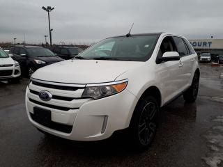 Used 2014 Ford Edge SEL, Back Up Camera, Cruise Control, Heated Seats for sale in Scarborough, ON