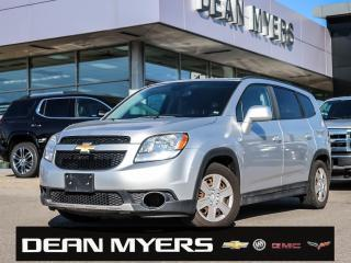Used 2012 Chevrolet Orlando LT for sale in North York, ON