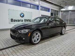 New 2018 BMW 330i xDrive Sedan (8D97) for sale in Edmonton, AB
